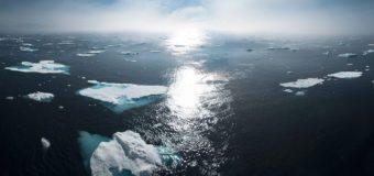Северный Ледовитый океан постепенно превратиться в Атлантический