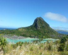 Пермячка арендовала необитаемый остров в Тихом океане