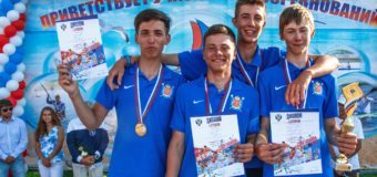 Итоги VIII Cпартакиады: Академия Парусного Спорта Яхт-Клуба Санкт-Петербурга – лучшая школа в России!