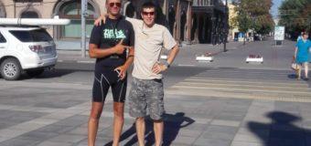 Бизнесмен из Австрии оставил свое дело ради путешествия по Волге