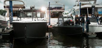Завершилась выставка катеров и яхт Saint-Petersburg International Boat Show 2017
