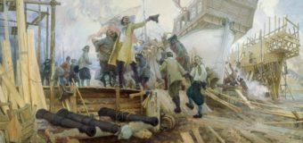«Морским судам быть…». Сегодня отмечается день основания флота Российского