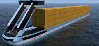 В Голландии готовятся к запуску электрических контейнерных барж «Tesla ships»