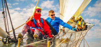 Яхт-клуб Санкт-Петербурга объявляет о старте программы учебных плаваний «Надежда Морей»