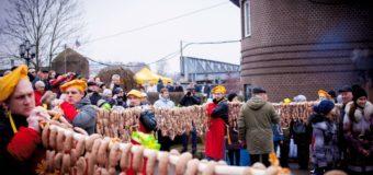 Музей Мирового океана приглашает на праздник Длинной Колбасы