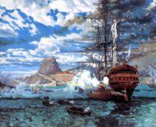 Взятие крепости Корфу