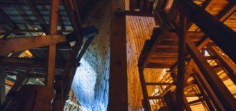 На корабль «Полтава» установят последнюю доску наружной обшивки