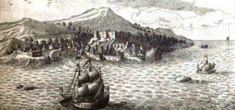 Оборона острова Тендос
