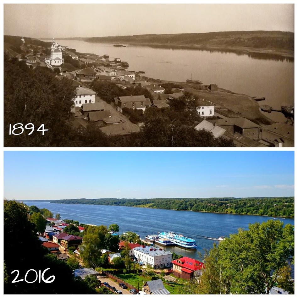 великие реки россии