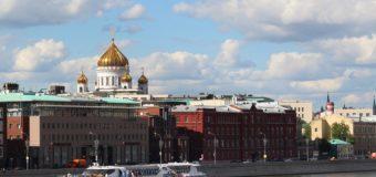 Открытие навигации в Москве отпразднуют в парке Горького 12 мая
