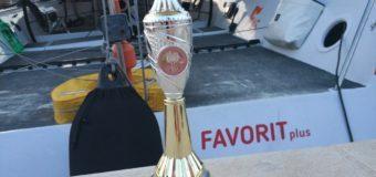 Команда Федерации парусного спорта Чеченской Республики лидирует на регате «Кабестан» в Хорватии
