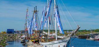 Парусники Яхт-клуба Санкт-Петербурга отправятся в учебный рейс по Балтийскому морю