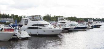 Завершилась 9-я ярмарка яхт и катеров «Водный мир»