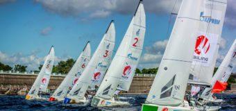 С 3 по 6 августа в центре Петербурга будут соревноваться сильнейшие яхтсмены Европы
