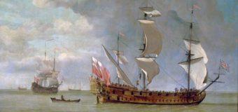 Пиратский корабль Adventure Galley