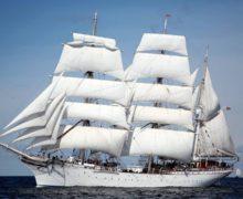 История барка «Statsraad Lehmkuhl»