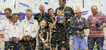 Чемпионат России 2018 в классе яхт «Дракон»: победители определены
