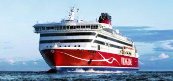 Паромная переправа Viking Line ставит новые рекорды перевозок