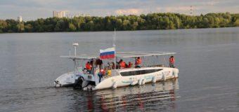 Установлен рекорд – самое продолжительное путешествие на солнечной энергии по рекам России!