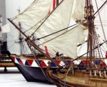 Модели кораблей, инструменты и мультимедиа – новая выставка в Северном морском музее