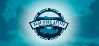 Сегодня стартует экспедиция BLUE HOLE BELIZE во главе с Ричардом Брэнсоном и Фабьеном Кусто