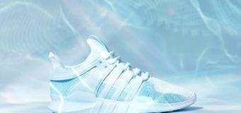 Adidas продал 1 миллион пар кроссовок из океанического мусора