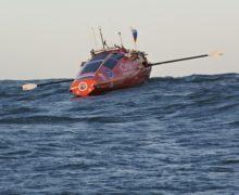 Фёдор Конюхов отправился в одиночное плавание на весельной лодке