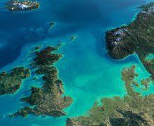 В Северном море нашли остатки древнего континента.