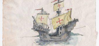 Герои моря — оборванные, истощенные и босые