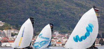 «Ника» завоевывает серебро в RC44 Montenegro Cup 2019