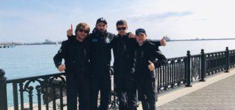 Сборная Чечни «Ахмат» примет участие во втором этапе Национальной парусной Лиги в Туапсе