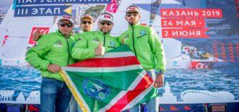 Сборная Чечни «Ахмат» – лидер Национальной парусной Лиги по итогам трех этапов