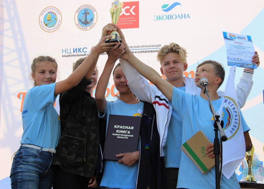 1 место – Радуга (г. Нижний Новгород)