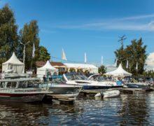 Завершилась Ярмарка продаж яхт и катеров «ВОДНЫЙ МИР»