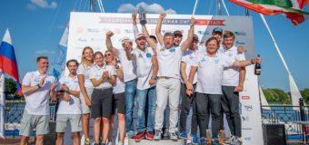 Сборная Чечни «АХМАТ» – Чемпионы России по парусному спорту!