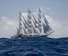 Юным яхтсменам Приморья вручат паруса на палубе «Паллады»