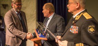 Проект «Великие реки России»  завоевал Гран-При морского кинофестиваля «Виват, Россия» (Второй год подряд!)