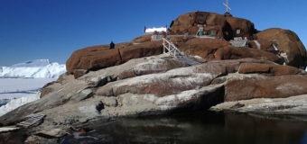 В Антарктиде организовано мемориальное кладбище российских полярников