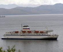 В Крыму началось строительство парома, который свяжет Камчатку с дальневосточными портами