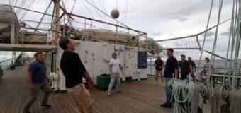 Дневник кругосветки: последние дни в океане