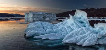 Гренландия потеряла 600 миллиардов тонн льда