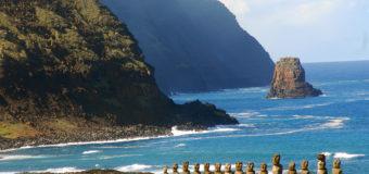 298 лет назад экспедиция адмирала Якоба Роггевена открыла остров Пасхи