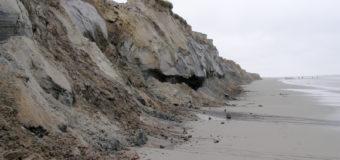 Ученые МГУ определили механизм разрушения морских берегов Российской Арктики