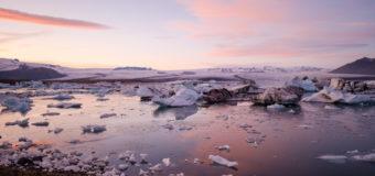 Северный Ледовитый океан может нагреть пресная вода из рек