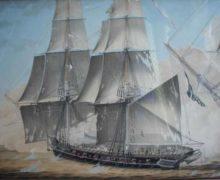 """14 мая 1829 года состоялось великое сражение брига """"Меркурий"""""""