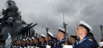 21 мая – День Тихоокеанского флота ВМФ России