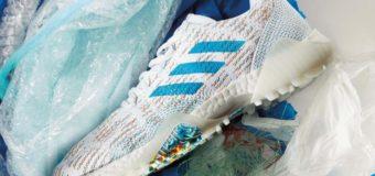 Adidas планирует полностью перейти на использование переработанного пластика к 2024 году