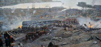 14 мая 1905 года открылась панорама к 50-летию обороны Севастополя