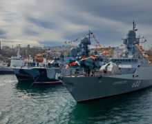 13 мая – День Черноморского флота ВМФ России