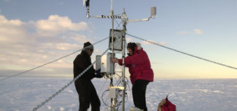 В Томске создали самозаряжающуюся метеостанцию для Арктики